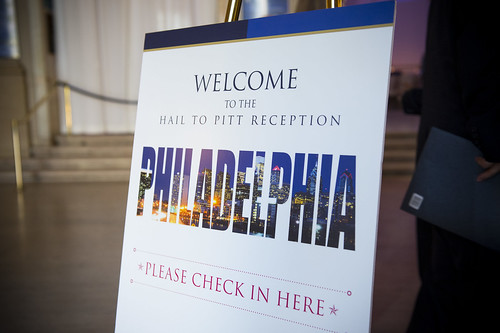 2014 - Hail to Pitt Philadelphia Reception Gallery