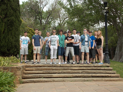 Students return from Barcelona F1 residential