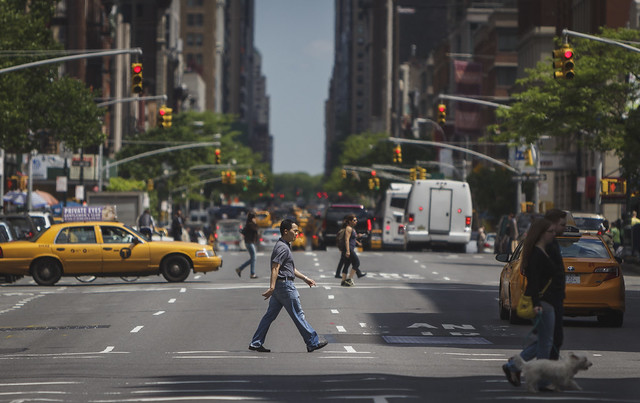 That Crosswalk | Manhattan New York