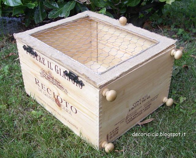 mini-armadietto cassetta di legno 4