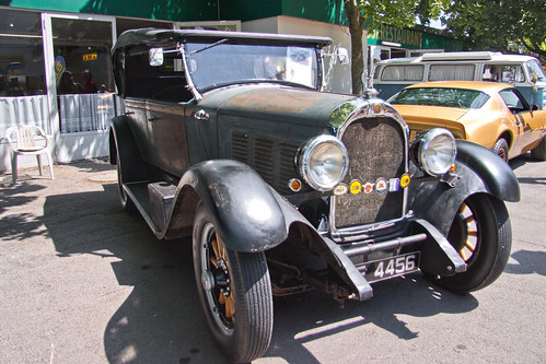 Falcon-Knight Model 12 Tourer 1928 (7517)