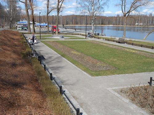 Ystävyydenpuisto, Hämeenlinna 21.4.2014