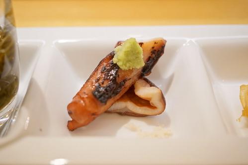 Akashi octopus