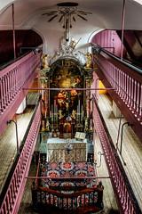 Amsterdam - Ons' Lieve Heer op Solder 17 - Kerkzaal vanaf 2e galerij