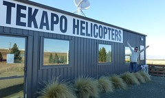Tekapo Helicopters - We have lift off