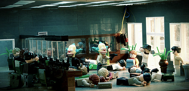 Bank Robbery by Nooroyd on Flickr