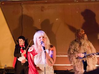 Halloween Karaoke in Richmond