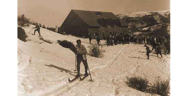 Historia del esquí