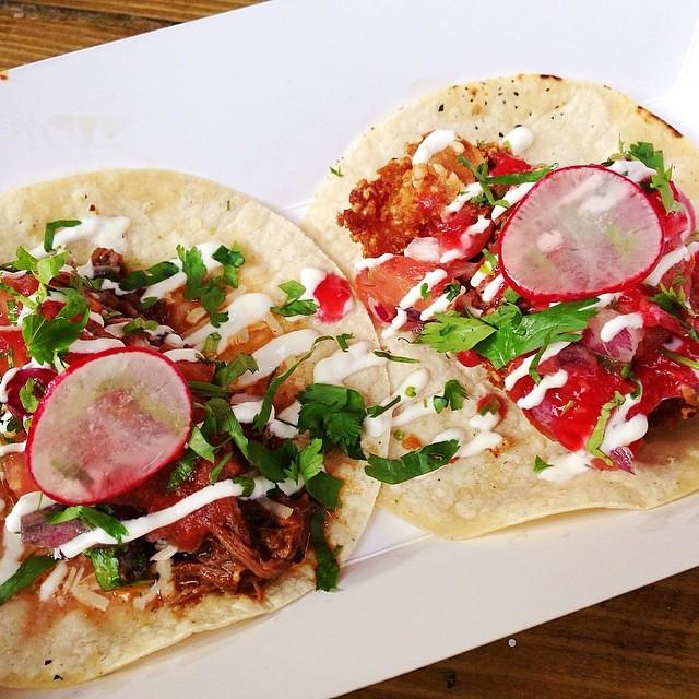 Breddos Tacos Street Feast London