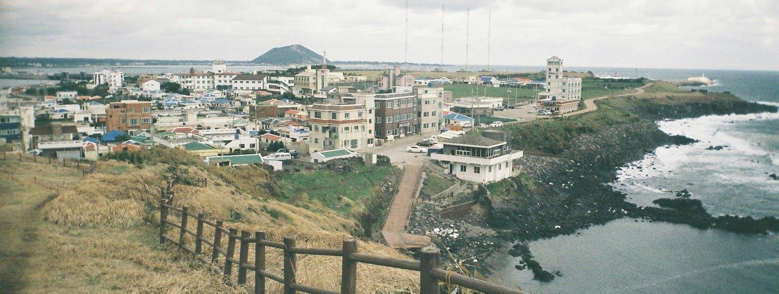 Seongsan Coast