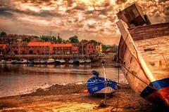 Boats Across The Esk