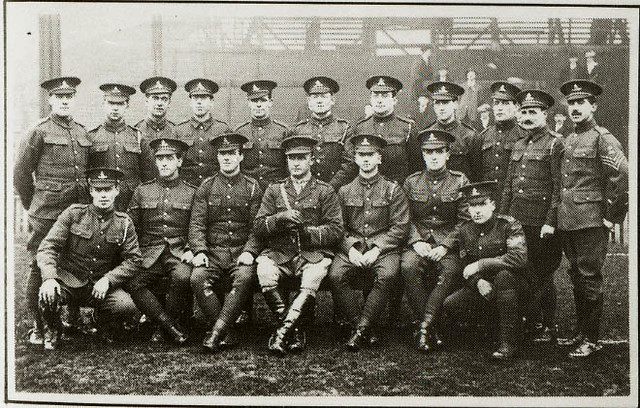 Lancashire Army Football Team