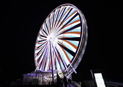 The Capital Wheel In Motion by Geoff Livingston