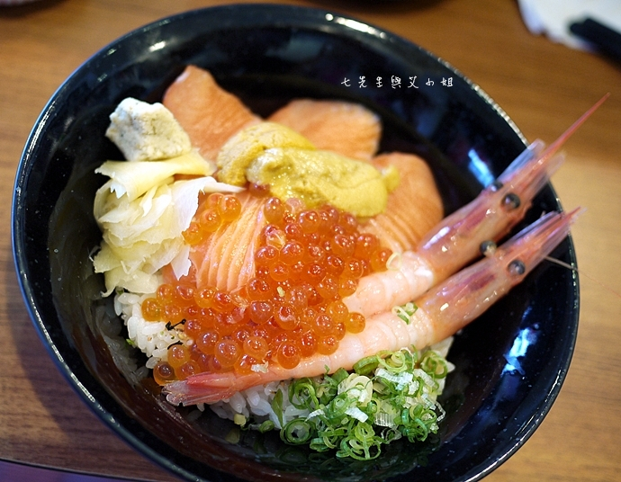 3 Haoすし生魚片冷丼握壽司專賣