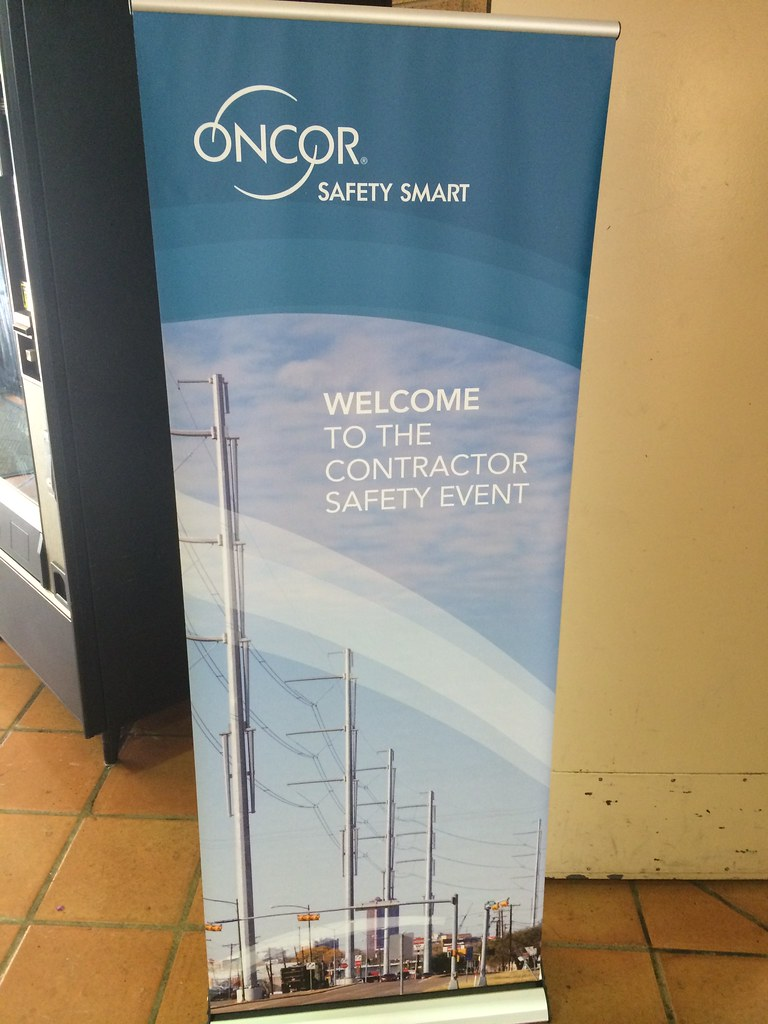 Safety Smart Contractor event in Midland on July 8, 2014