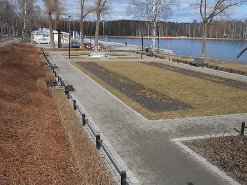 Ystävyydenpuisto, Hämeenlinna 31.3.2014