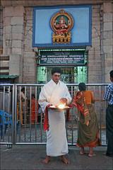Le temple de Chamundi (Mysore, Inde)