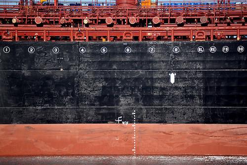Gulf Rastaq detail