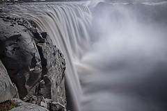 Europe´s most powerful waterfall - Dettifoss, Iceland