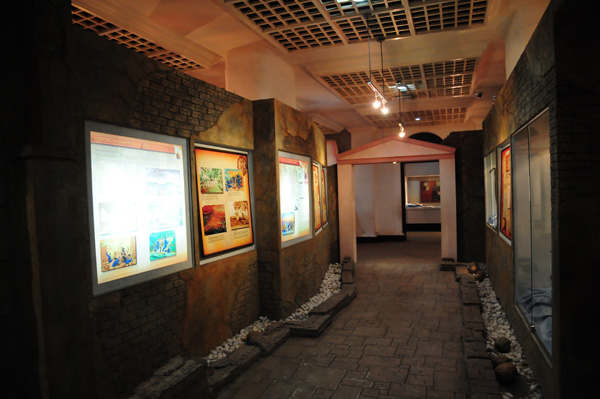 馬六甲 博物館