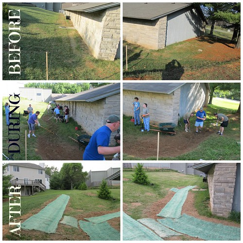 Ian's Eagle Scout Project