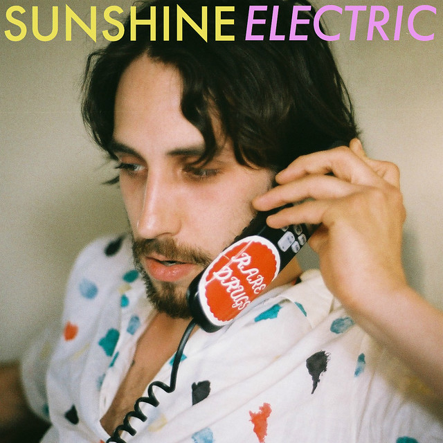 Sunshine Goes Electric, New EP!