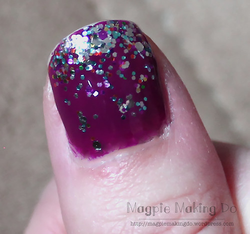 mani monday julep closeup