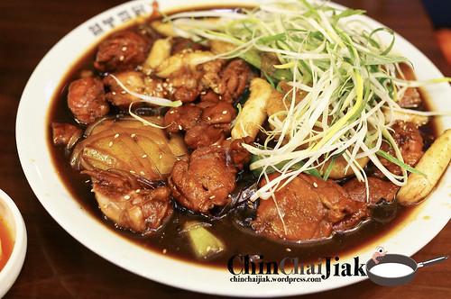 Yeolbong Jjimdak (열봉찜닭) Seven Restaurant Seoul