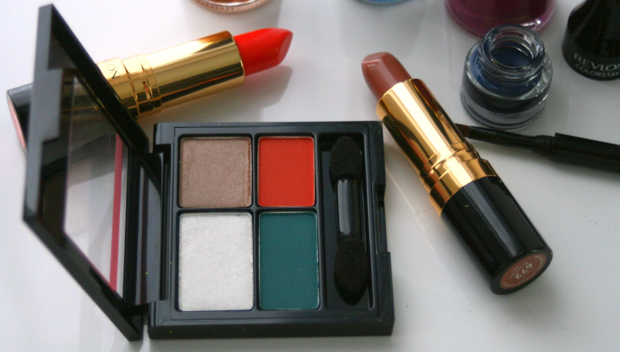 revlon-gucci-weston-eyeshadow-lipsticks, eye shadow, rio rush collection, limited edition,