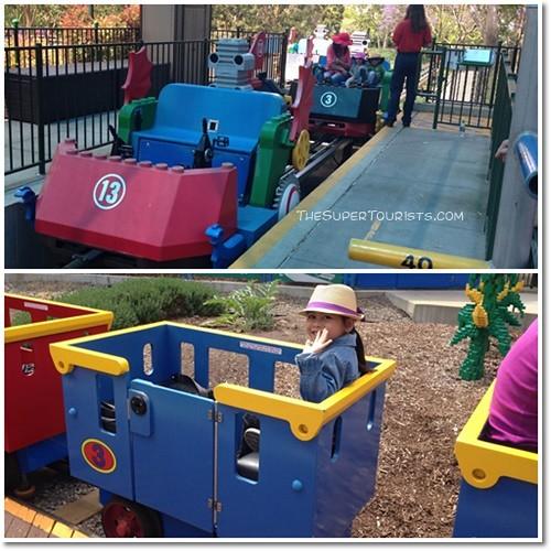 Legoland California Rides