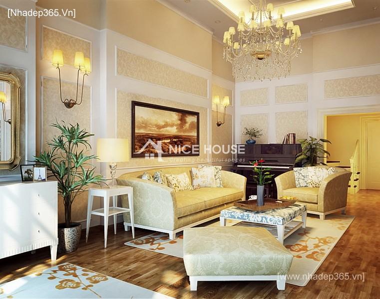 Thiết kế căn hộ chung cư Láng Hạ - HN_1