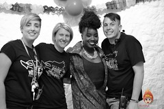 Misha B and North Wales Pride 2014