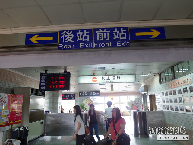 taiwan yilan luodong station