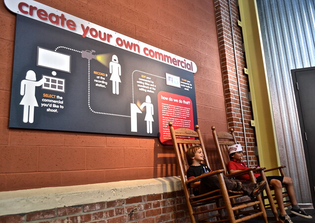 Creating Your Own Commercial - Turkey Hill Ice Cream Experience