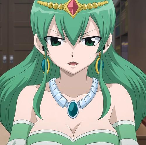 140715(1) - ヒスイ・E・フィオーレ 姫〔翡翠·E·菲歐烈 公主,Princess Hisui E. Fiore〕