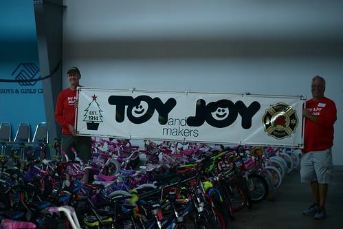 Bikes for Kids 2014