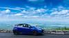 Fiesta ST Atop Skyline Drive