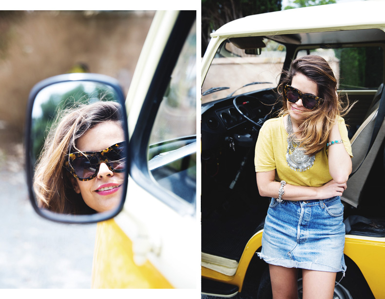 LidL_Ice_Cream-Levis_Vintage_Skirt-Yellow_Top-Espadrilles-Outfit-102