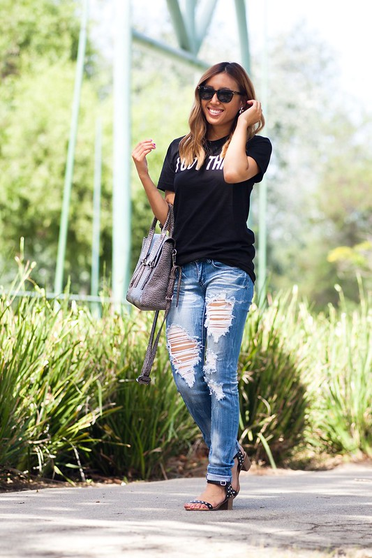lucky magazine contributor,fashion blogger,lovefashionlivelife,joann doan,style blogger,stylist,what i wore,my style,fashion diaries,outfit,shopconctd,tee,distressed denim,phillip lim,street style,casual chic,how to wear denim