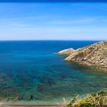 playa del silencio panoramica