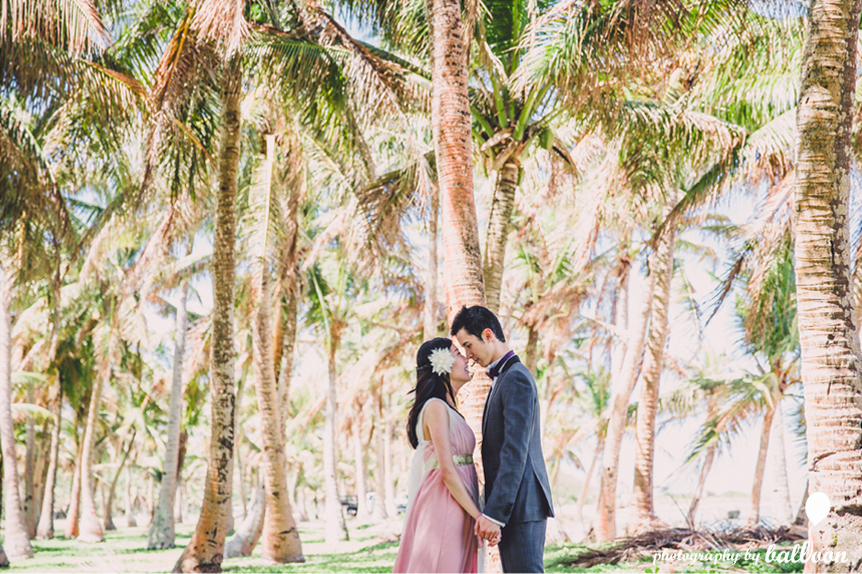Christy David Guam Pre Wedding 2