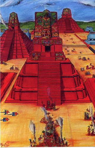 Tikal con su color original