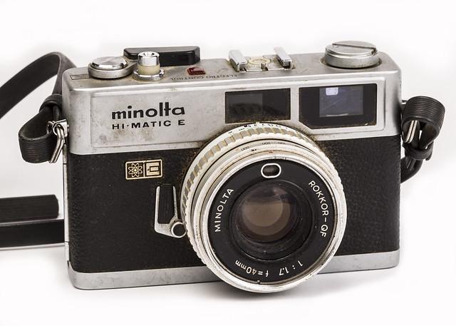 Minolta Hi-Matic E