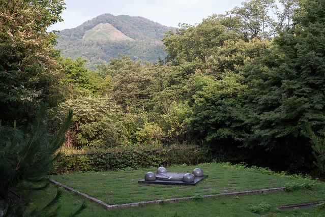 吉田山 山頂休憩所