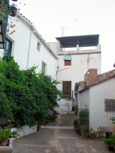 Jaén Chiclana de Segura - Calles céntricas Auth Gines Collado GPS 38.312750, -3.041667