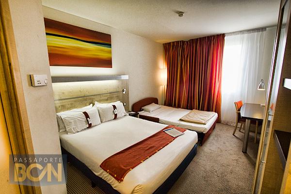 Holiday Inn Express Barcelona City 22