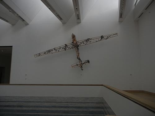 DSCN1439 _ Passage, 2011, Paul Villinski, Blanton Museum, Austin, TX