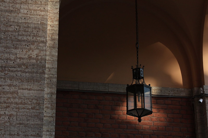 streetlight, Tolstovsky dom