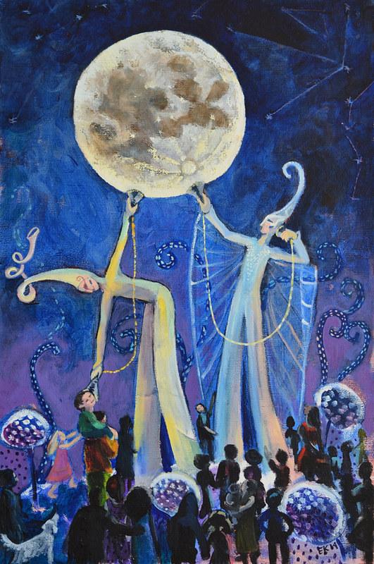 moon whisper
