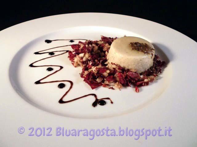 07-panna cotta ai funghi con salsa di tartufo